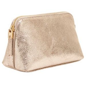 NWT! India Hicks Firefly in Gold Crackle NWT